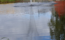 Nowa fontanna na skwerze Ireny...