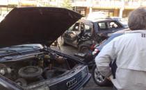 Poważny wypadek na Chełmie