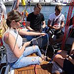Kursy na patent żeglarski
