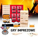 Gry imprezowe / alkoholowe - SKLEP SZALONY.PL