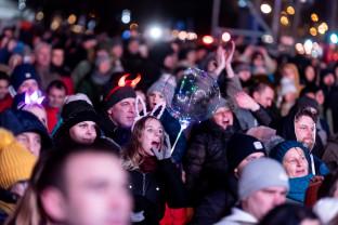 Sylwester w plenerze: ostatnie odliczanie w Gdyni i Gdańsku