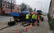 Awaria wodociągu, ul. Kartuska bez wody do...