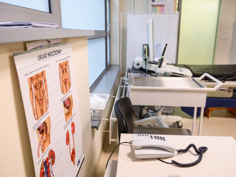 Pierwsza w Polsce Poradnia Chorób Prącia otwarta w UCK