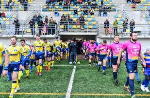Rugby. Arka Gdynia - Ogniwo Sopot 5:56 w inauguracji wiosennej ekstraligi