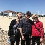 Wycieczka po Trójmieście z Transportem - Sopot plaża