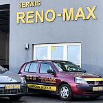 Serwis Reno MAX Nieautoryzowany Serwis Pogwarancyjny Renault - Reda Gdynia Wejherowo Sopot Gdańsk
