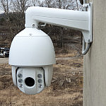 PTZ Alarmy Zabepieczenia Kamery Monitoring Systems