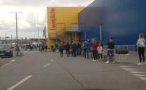 Spora kolejka ze zwrotami w IKEA