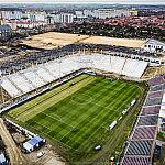 Stadion miejski w Szczecinie (fot. Pogoń)