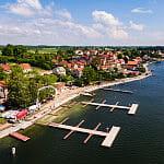 Nabrzeża w Mikołajkach