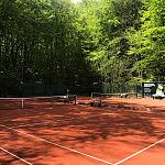 Korty tenisowe Leśnik Sopot