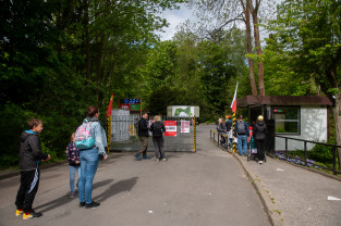 700 osób do zoo. Ogród zwiększa limit wejść