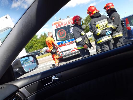 Wypadek na Armii Krajowej