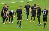 Lechia Gdańsk - Cracovia 1:3. Rozczarowanie. Na grupę mistrzowską trzeba poczekać