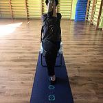 joga na krześle