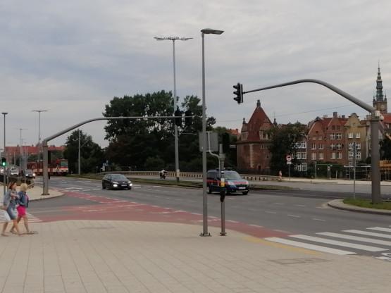 Wstrzymany ruch tramwajów na Podwalu Przedmiejskim