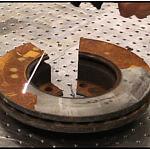 Urządzenia do czyszczenia laserowego powierzchni metali