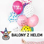 Balony z helem - Gdynia - SKLEP SZALONY.PL