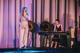 Koncert (prawie) w chmurach: Accantus w Olivia Star