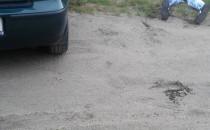 Udaremniona kradzież przez właściciela auta
