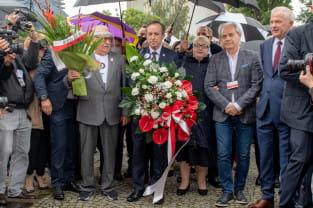 Gdańsk świętuje rocznicę podpisania Porozumień Sierpniowych