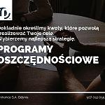 Programy Oszczędnościowe z Ekspert Finansowy Wojciech Kaczmarzyk