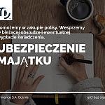 Ubezpieczenie Majątku z Ekspert Finansowy Wojciech Kaczmarzyk