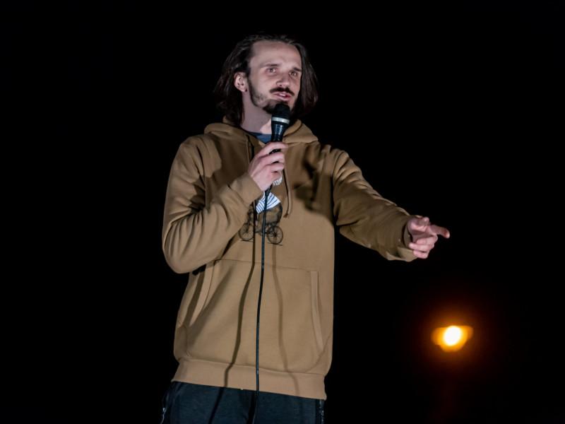 Cienqi Stand-up na Polance Redłowskiej