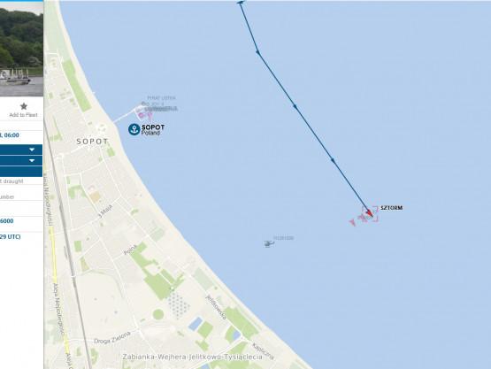 Poszukiwania na Zatoce Gdańskiej
