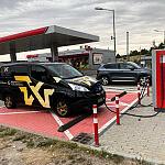 Elektryczny Nissan - Wypożyczalnia samochodów Mestenza Rafał Grzebin