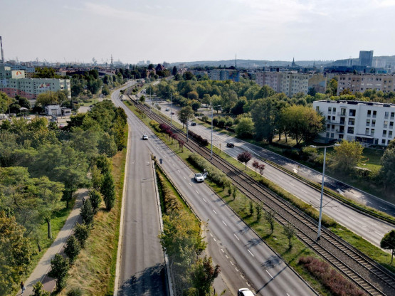 Awaria samochodu na al. Rzeczypospolitej