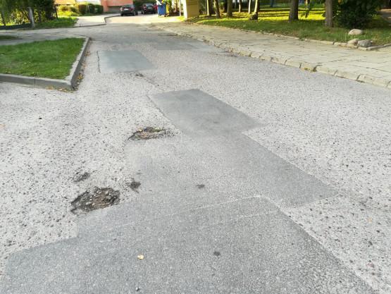 Dziury na Dragana
