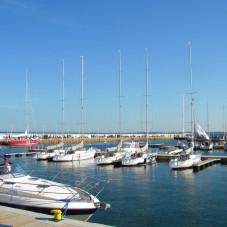 jeszcze są  łódki /2.10.2011/