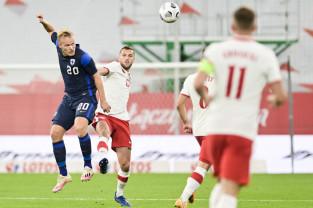 Polska - Finlandia 5:1. Kamil Grosicki ustrzelił hat-tricka