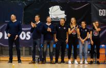 Derby Trójmiasta koszykarek: DGT AZS Politechnika Gdańska - GTK Gdynia 86:67
