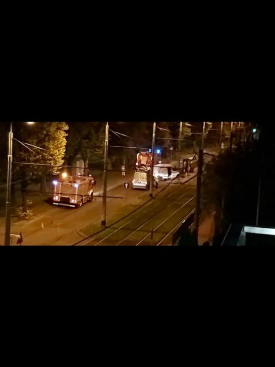 Wypadek w Jelitkowie