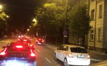 Sopot sparaliżowany  kierunek Gdynia