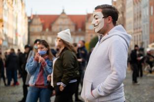 Protest kobiet i