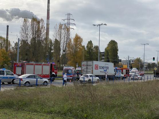 Wypadek Gdańsk, Marynarki Polskiej (naprzeciwko stacji Shell)