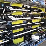Pianina cyfrowe i Keyboardy w sklepie muzycznym  GAMA w Gańsku