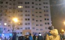 Pożar Macieja Kamieńskiego 5f 8 piętro