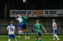 Bałtyk Gdynia - KP Starogard Gdański 1:1. Remis uratowany w doliczonym czasie