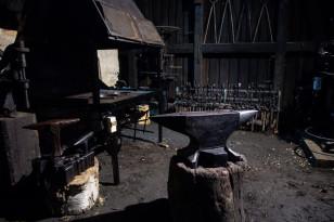 Nowe eksponaty w Kuźni Wodnej w Oliwie