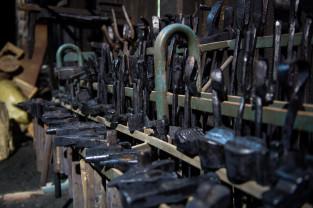 Pamiątki po gdańskim kowalu trafiły do Kuźni Wodnej w Oliwie