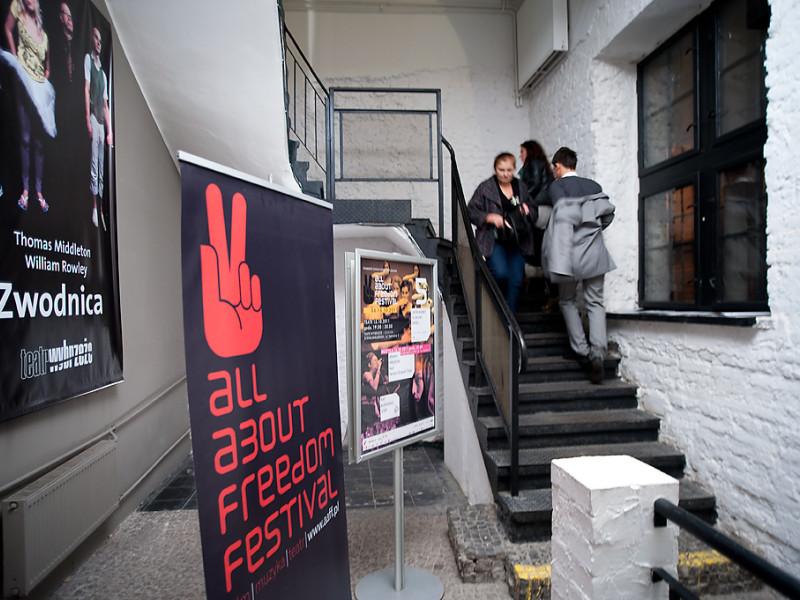 Filmy i dyskusje o wolności na festiwalu All About Freedom