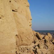 a piasek się sypie...