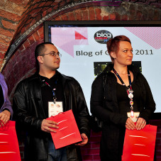 """Zwycięzcy konkursu """"Blog of Gdańsk"""""""