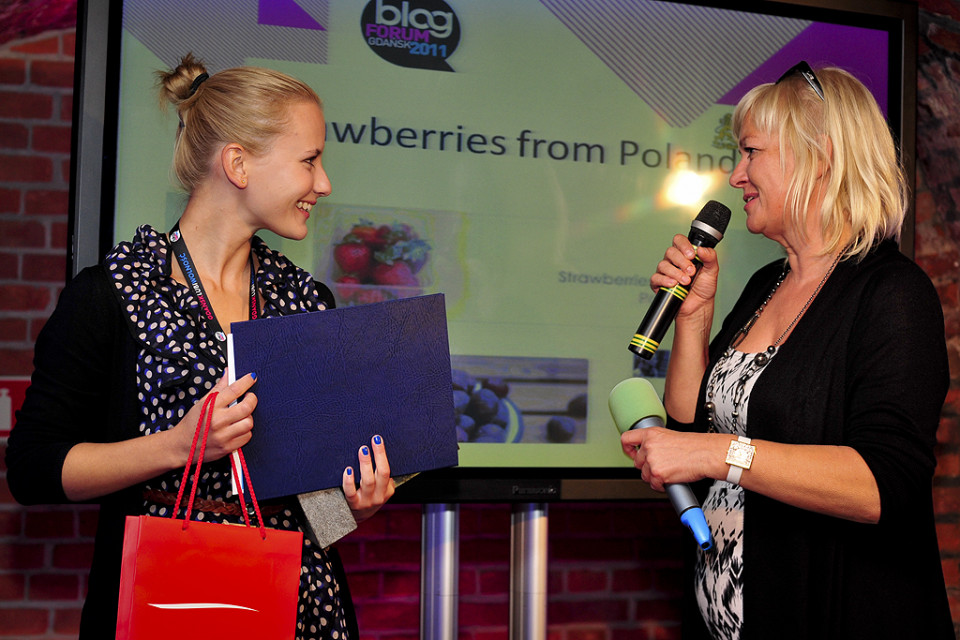 "Nagroda ""Blog of Gdańsk Internautów"""