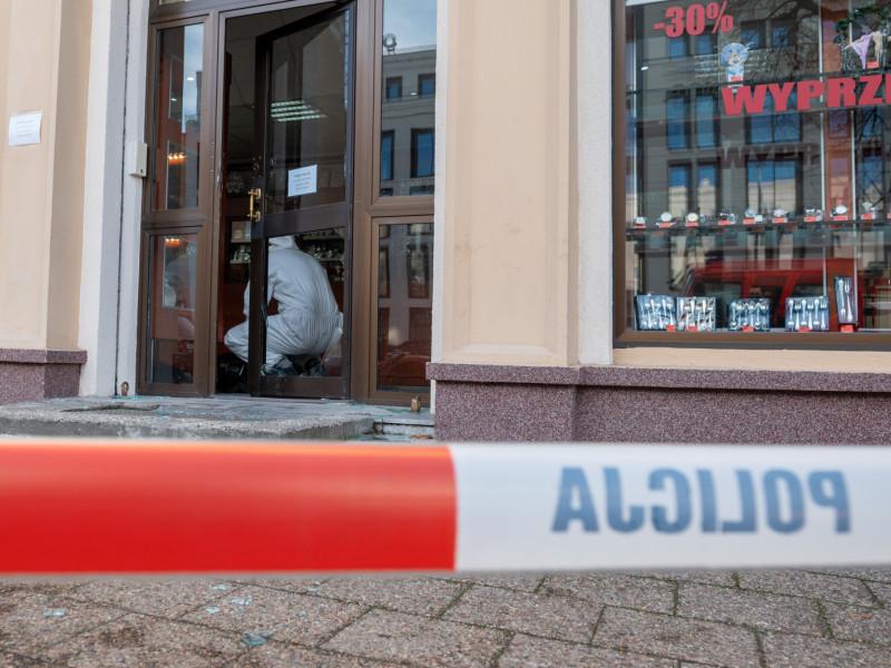 Gdańsk. Napad na jubilera. Relacja właściciela