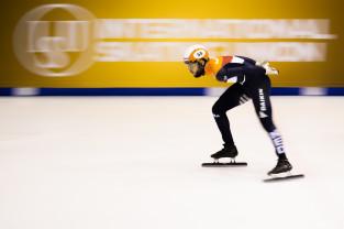 Natalia Maliszewska wicemistrzynią Europy. Short track w hali